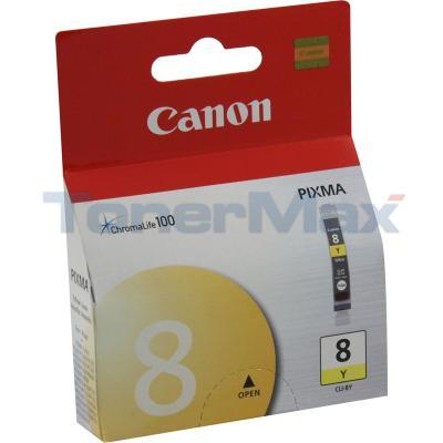 CANON PIXMA IP6600D CLI-8Y INK YELLOW